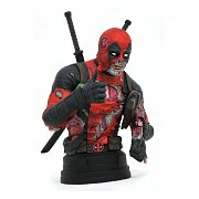 Marvel Bust 1/6 Deadpool Zombie SDCC 2020 15 cm