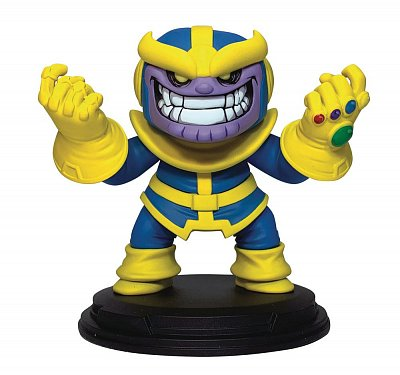 Marvel Comics Animated Series Mini-Statue Thanos 10 cm
