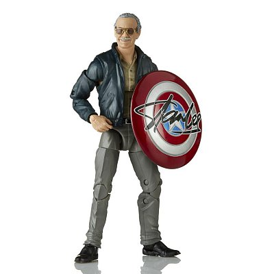 Marvel Legends Series Action Figure Stan Lee (Marvel\'s The Avengers) 15 cm