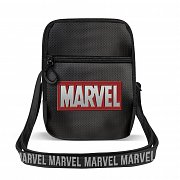 Marvel Messenger Bag Box Logo