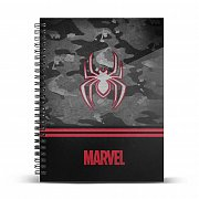 Marvel Notebook A4 Spider-Man Dark