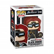 Marvel\'s Avengers (2020 video game) POP! Marvel Vinyl Figures Black Widow 9 cm Assortment (6) --- DAMAGED PACKAGING