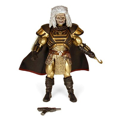 Masters of the Universe Collector\'s Choice William Stout Collection Action Figure Karg 18 cm --- DAMAGED PACKAGING