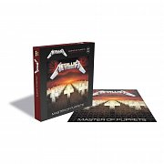 Metallica Rock Saws Jigsaw Puzzle Master Of Puppets (1000 pieces)