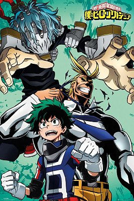 My Hero Academia Poster Pack Collage 61 x 91 cm (5)