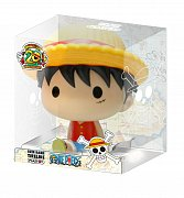One Piece Chibi Bust Bank Luffy 15 cm