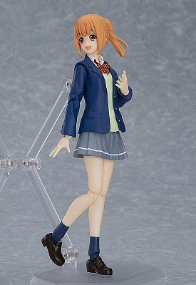 Original Character Figma Action Figure Female Blazer Body (Emily) 13 cm