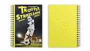Original Stormtrooper Notebook Trooper Strikes Again