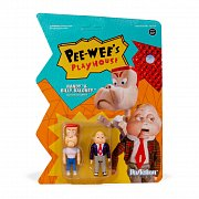 Pee-wee\'s Playhouse ReAction Action Figure 2-Pack Randy & Billy Baloney
