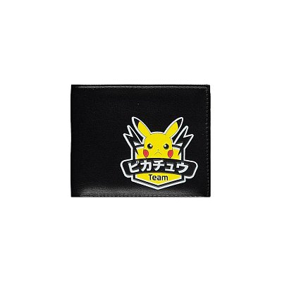 Pokémon Bifold Wallet Team Pikachu