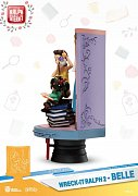 Ralph Breaks the Internet D-Stage PVC Diorama Belle & Vanellope 15 cm