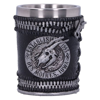 Slipknot Shot Glass Flaming Goat