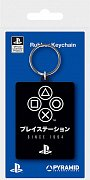Sony PlayStation Rubber Keychains Since 1994 6 cm Case (10)