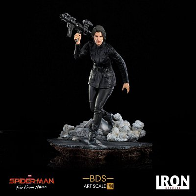 Spider-Man: Far From Home BDS Art Scale Deluxe Statue 1/10 Maria Hill 20 cm