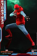 Spider-Man: Far From Home Movie Masterpiece Action Figure 1/6 Spider-Man (Homemade Suit) 29 cm