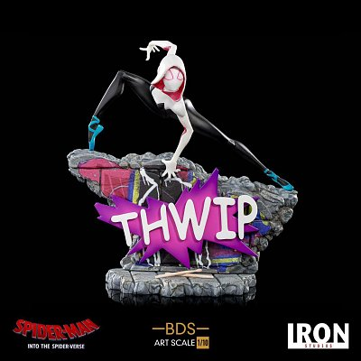 Spider-Man: Into the Spider-Verse BDS Art Scale Deluxe Statue 1/10 Gwen Stacey 17 cm