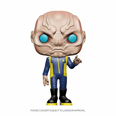 Star Trek: Discovery POP! TV Vinyl Figure Saru 9 cm