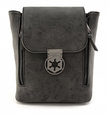 Star Wars by Loungefly Backpack Blk Metal Closure