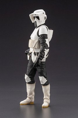Star Wars Episode VI ARTFX+ Statue 1/10 Scout Trooper 18 cm