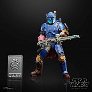 Star Wars The Mandalorian Credit Collection Action Figure 2020 Heavy Infantry Mandalorian 15 cm --- DAMAGED PACKAGING