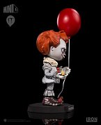 Stephen King\'s It Mini Co. Deluxe PVC Figure Pennywise 17 cm
