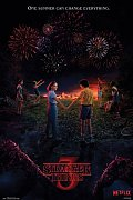 Stranger Things 3 Poster Pack Series 3 Key Art 61 x 91 cm (5)