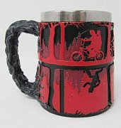 Stranger Things Mug Upside Down
