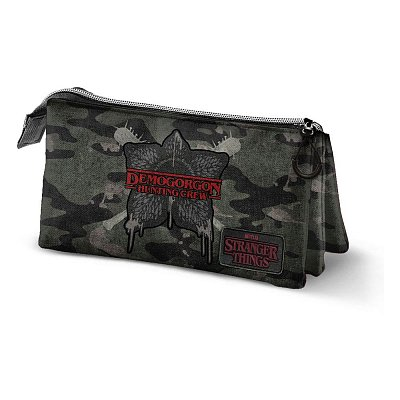 Stranger Things Pencil Case Hunting Triple