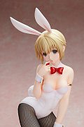 Strawberry 100% PVC Statue 1/4 Tsukasa Nishino Bunny Version 29 cm --- DAMAGED PACKAGING