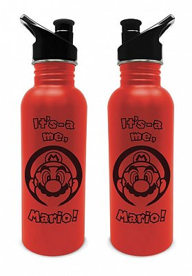 Super Mario Drink Bottle It\'s-a me, Mario!
