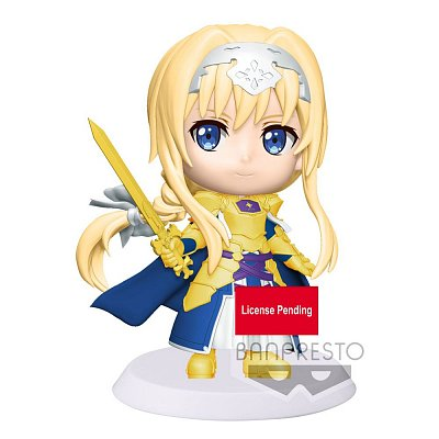 Sword Art Online Alicization War of Underworld ChiBi Kyun Figure Alice 6 cm