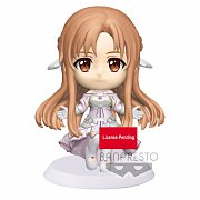 Sword Art Online Alicization War of Underworld ChiBi Kyun Figure Asuna 6 cm