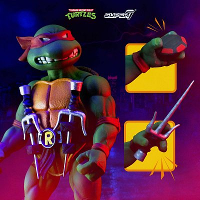 Teenage Mutant Ninja Turtles Ultimates Action Figure Raphael 18 cm