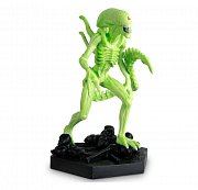 The Alien & Predator Figurine Collection 1/16 Vision Xenomorph (Alien vs. Predator) GITD 14 cm --- DAMAGED PACKAGING