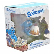 The Smurfs Collector Collection Statue Baker Smurf 15 cm