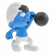 The Smurfs Collector Collection Statue Hefty Smurf 15 cm