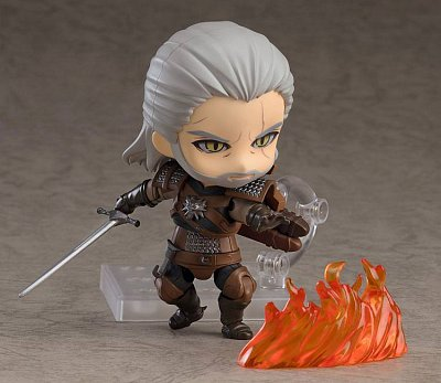 The Witcher 3 Wild Hunt Nendoroid Action Figure Geralt 10 cm