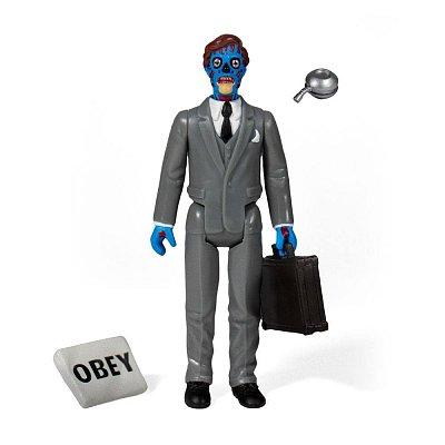They Live ReAction Action Figure Male Ghoul 10 cm