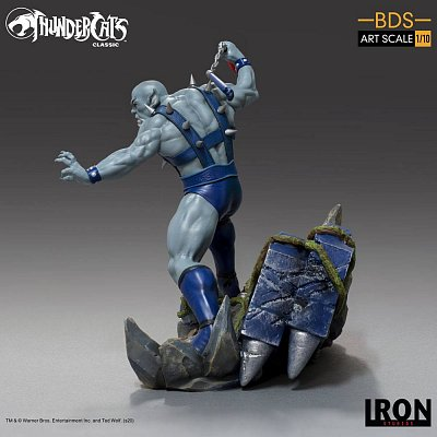 Thundercats BDS Art Scale Statue 1/10 Panthro 18 cm --- DAMAGED PACKAGING