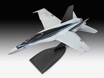 Top Gun Easy-Click Model Kit 1/72 F/A-18 Hornet 23 cm