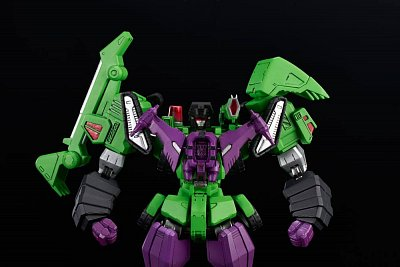 Transformers Furai Model Plastic Model Kit Devastator 18 cm