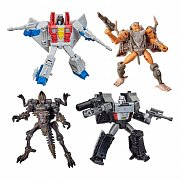 Transformers Generations War for Cybertron: Kingdom Action Figures Core Class 2021 W2 Assortment (8)