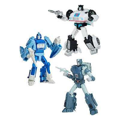 Transformers Studio Series Deluxe Class Action Figures 2021 Wave 1 Assortment (8)