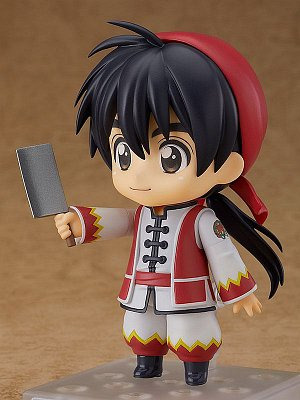 True Cooking Master Boy Nendoroid Action Figure Liu Maoxing 10 cm