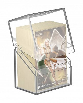 Ultimate Guard Boulder™ Deck Case 60+ Standard Size Clear
