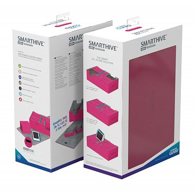 Ultimate Guard Smarthive 400+ XenoSkin™ Pink