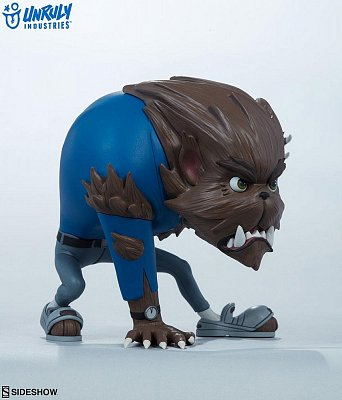 Unruly Monsters PVC Statue Fur Ball 15 cm