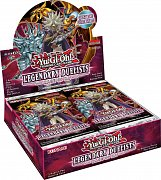 Yu-Gi-Oh! Legendary Duelists 7 Rage of Ra Unlimited Reprint Booster Display (36) *English Version*