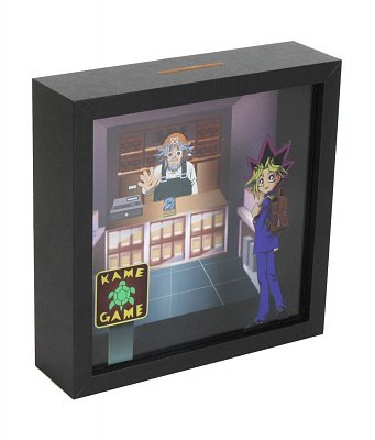 Yu-Gi-Oh! Money Bank Grandpa\'s Shop 20 cm